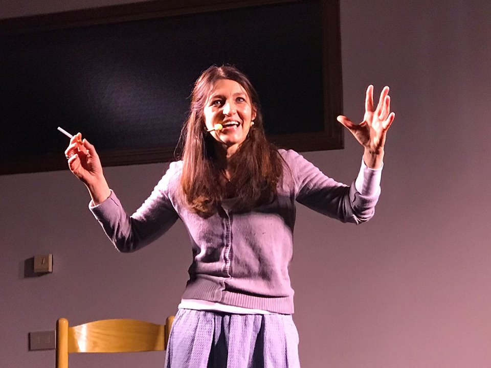 Elisabetta Salvatori a teatro con un doppio appuntamento con la storia della mistica Madeleine Delbrel
