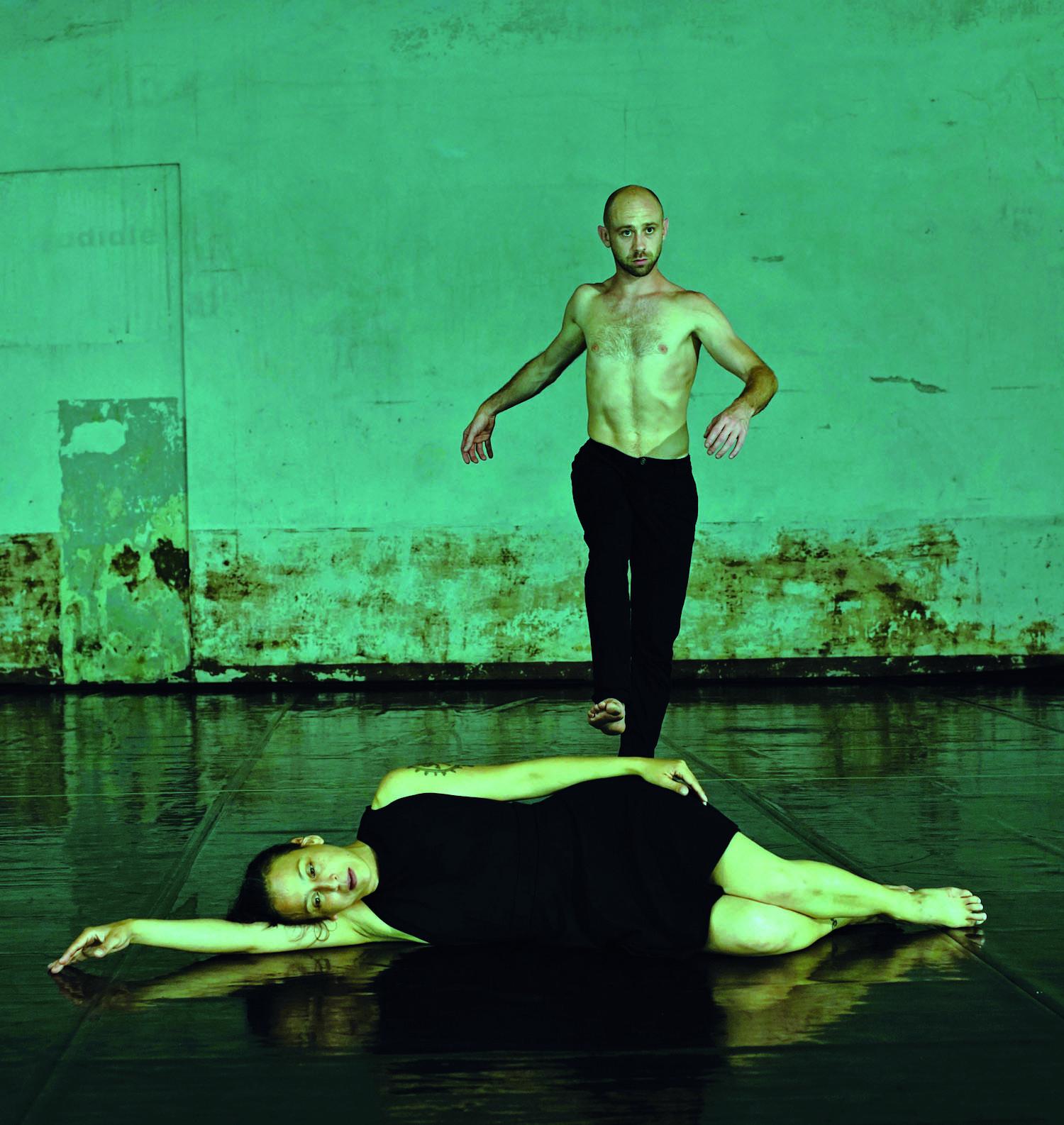 Danza contemporanea alla Tenuta dello Scompiglio