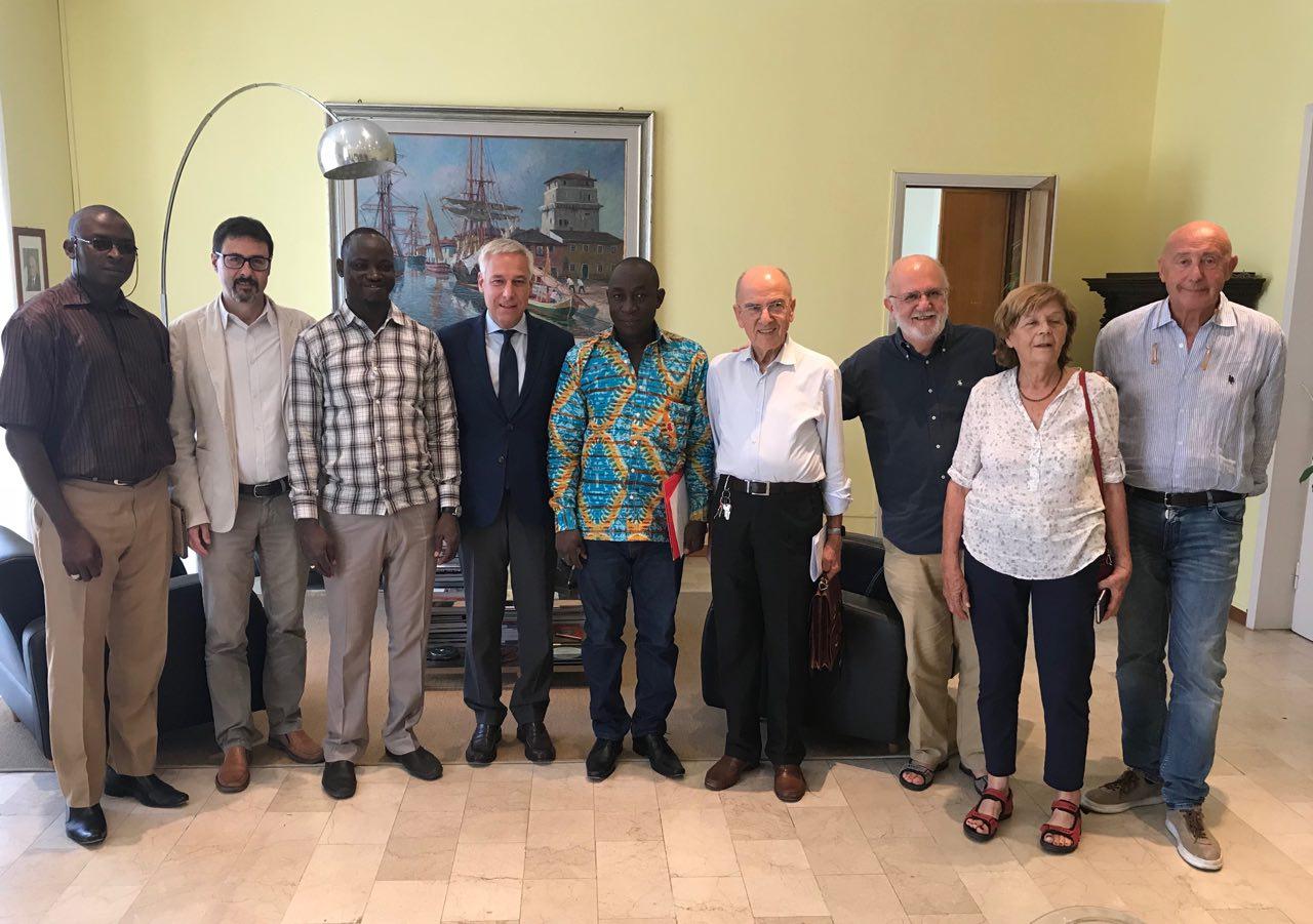 Successo per il progetto del Comune di Viareggio in Burkina Faso