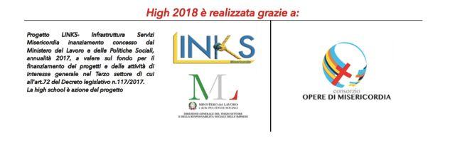"""A Lido di Camaiore: """"Impatto Comune Multiplo"""" la quinta High School delle Misericordie Italiane"""