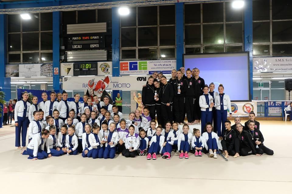 La Raffaello Motto trionfa anche nella seconda prova del campionato interregionale di Serie C Gold