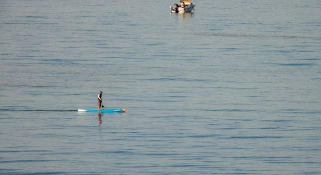 Niels Torre della Sc Viareggio nel gruppo olimpico di canottaggio