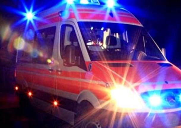 Scontro tra un furgone e un taxi: grave un 40enne portato a Pisa