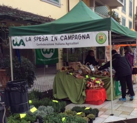 Cia Versilia alla festa di San Martino a Pietrasanta