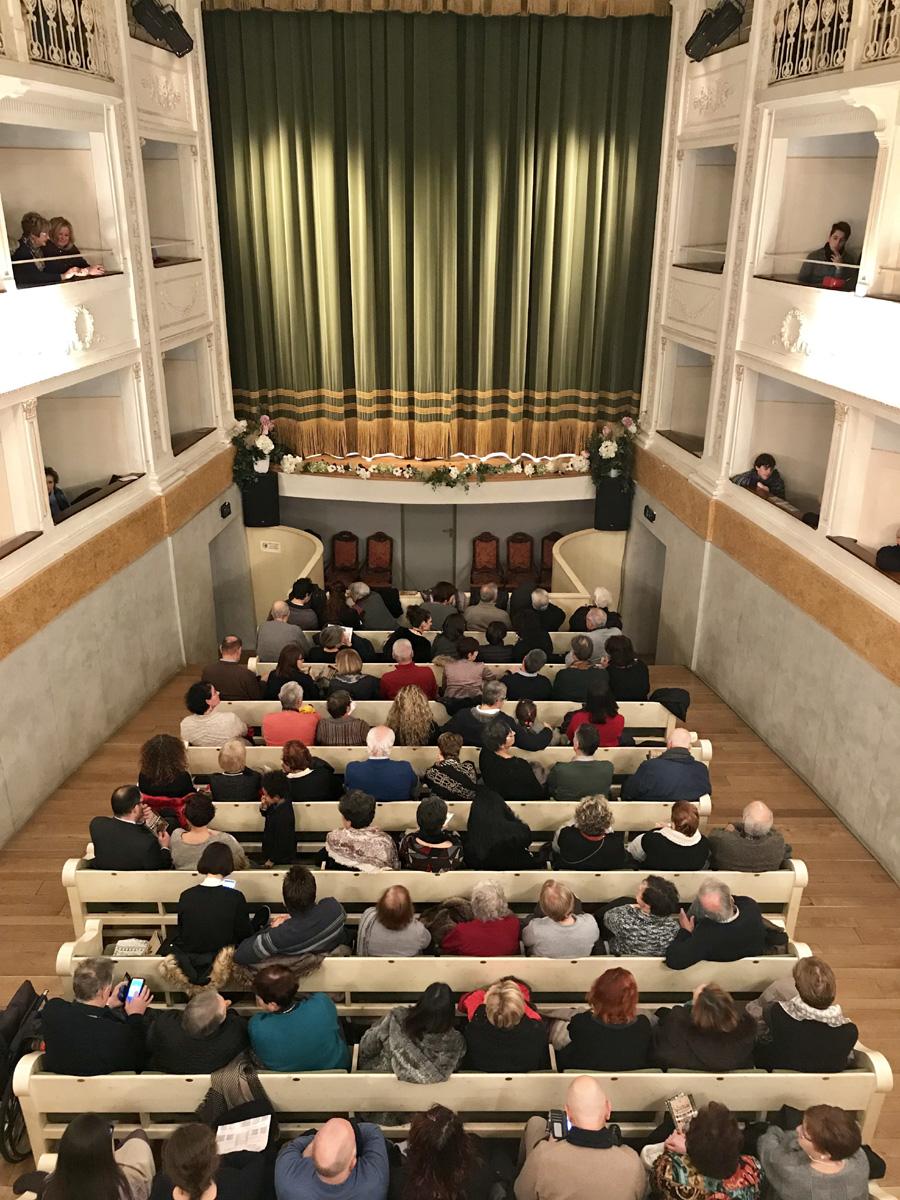 Record di abbonati per la stagione del Teatro dell'Olivo