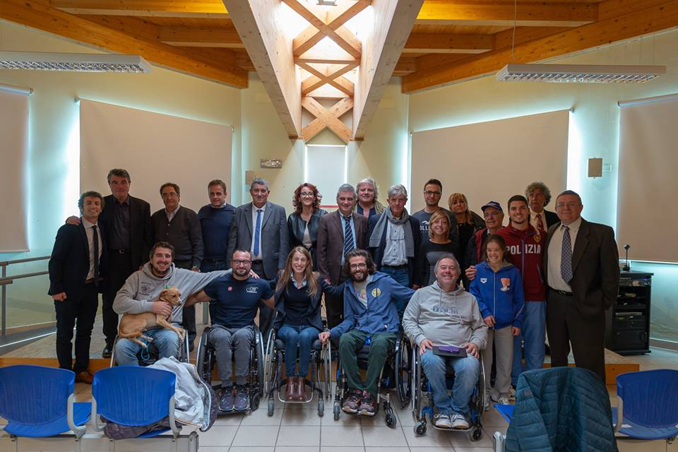 Fiore di Loto-sport e disabilità, presentato il progetto