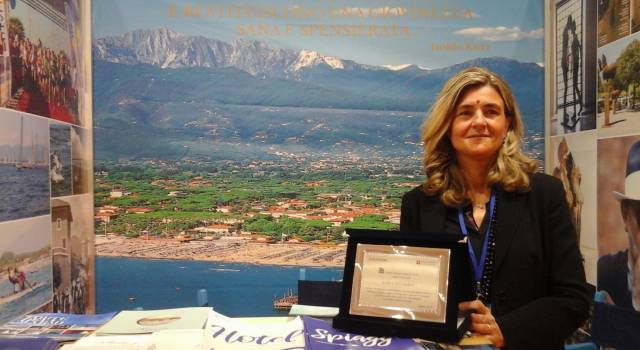 Forte dei Marmi riceve lo Swiss tourism award