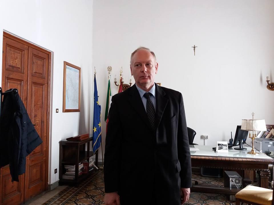 Vito Montaruli lascia e fa il bilancio dei suoi due anni da numero uno della Questura