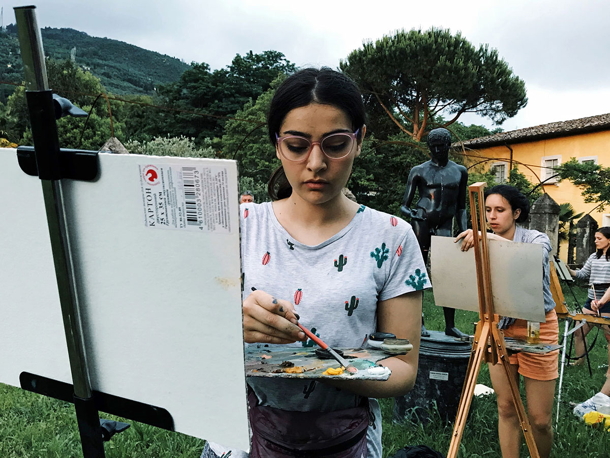 Le opere in concorso al nono premio Ugo Guidi in mostra a Seravezza