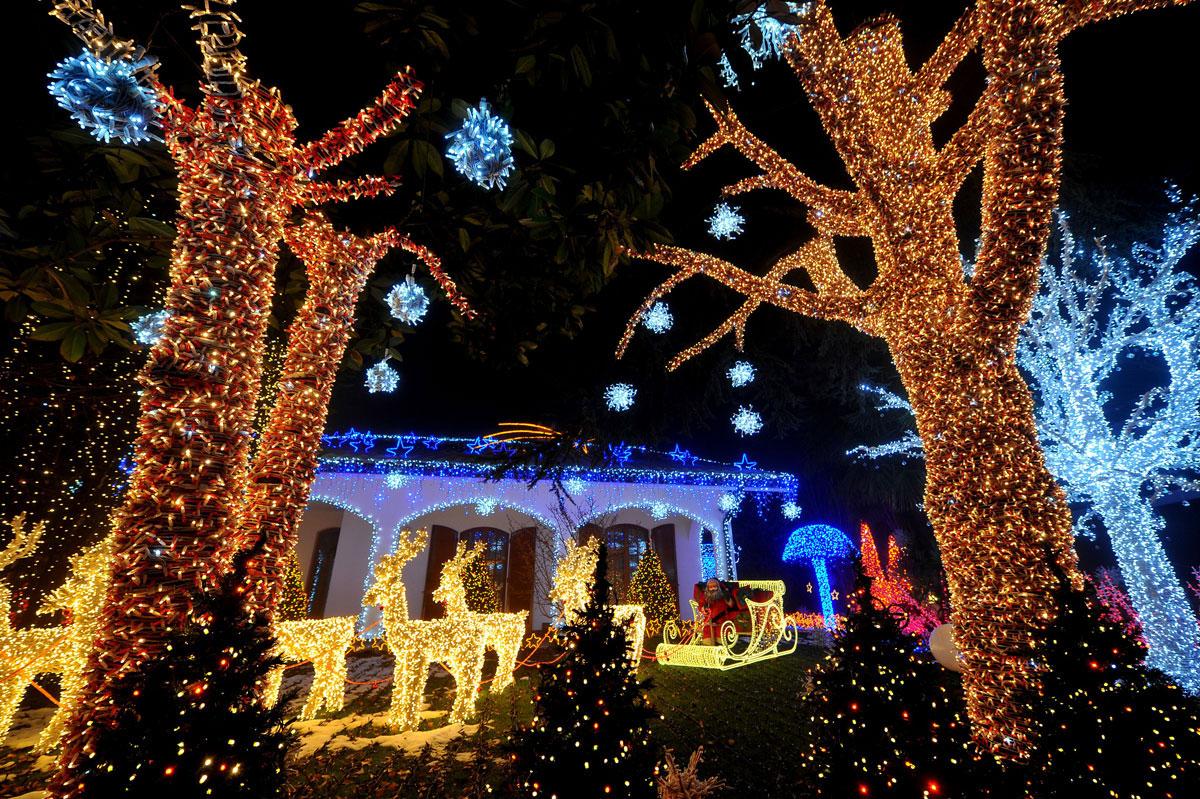 """Illumina il Natale"""", il concorso a Seravezza"""