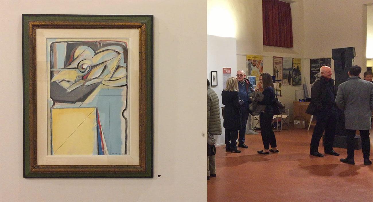 Arte: in corso alle Scuderie la mostra del IX Premio Ugo Guidi