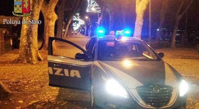 Poliziotto aggredito in pineta finisce in ospedale in gravi condizioni
