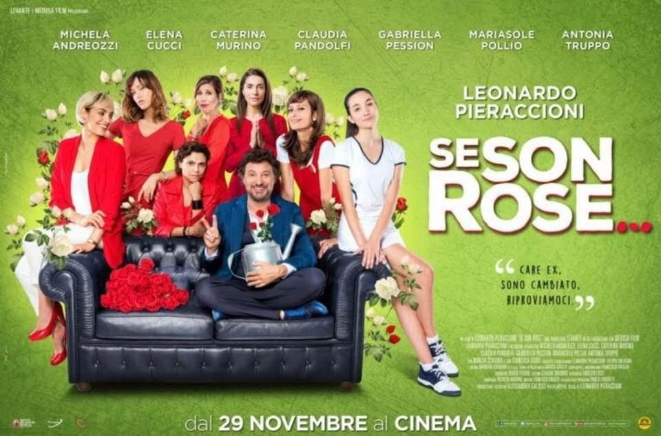 """""""Se son rose…"""", al Goldoni stasera: Leonardo Pieraccioni in sala prima della proiezione del film"""