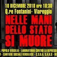 A Viareggio iniziativa per ricordare Riccardo Magherini