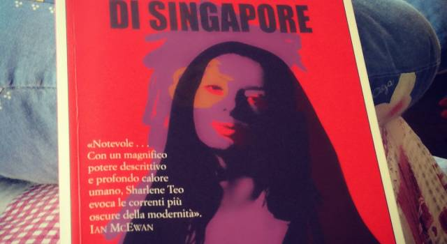 Il cielo di Singapore [Recensione libro]