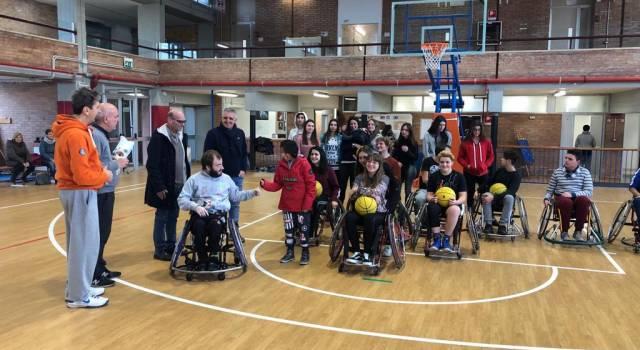 Basket in carrozzina, abilitati i primi docenti
