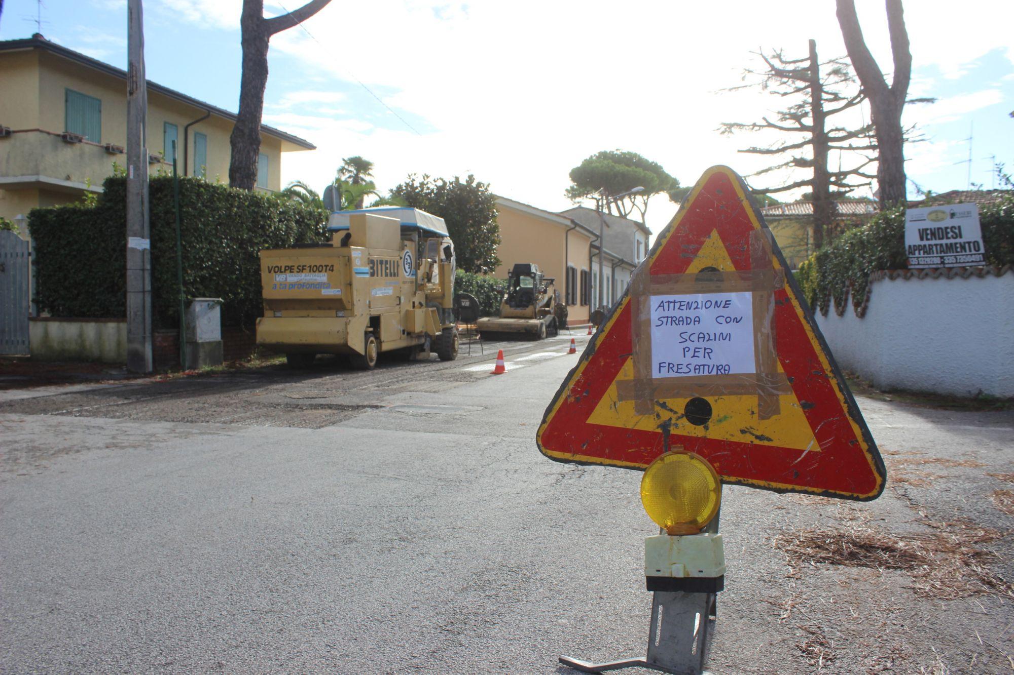 Viabilità, altri 65 ripristini stradali per migliorare sicurezza