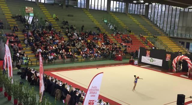 Torna il trofeo Irene Bacci per la ginnastica ritmica