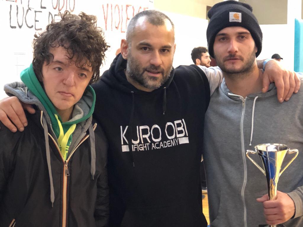 Successi e ottimi risultati ai campionati toscani di kick boxing per la Kuro Obi Fight Acdemy