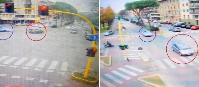 Inseguimento finito in contromano per le strade di Firenze: la polizia ferma due 20enni albanesi a bordo di un'auto rubata