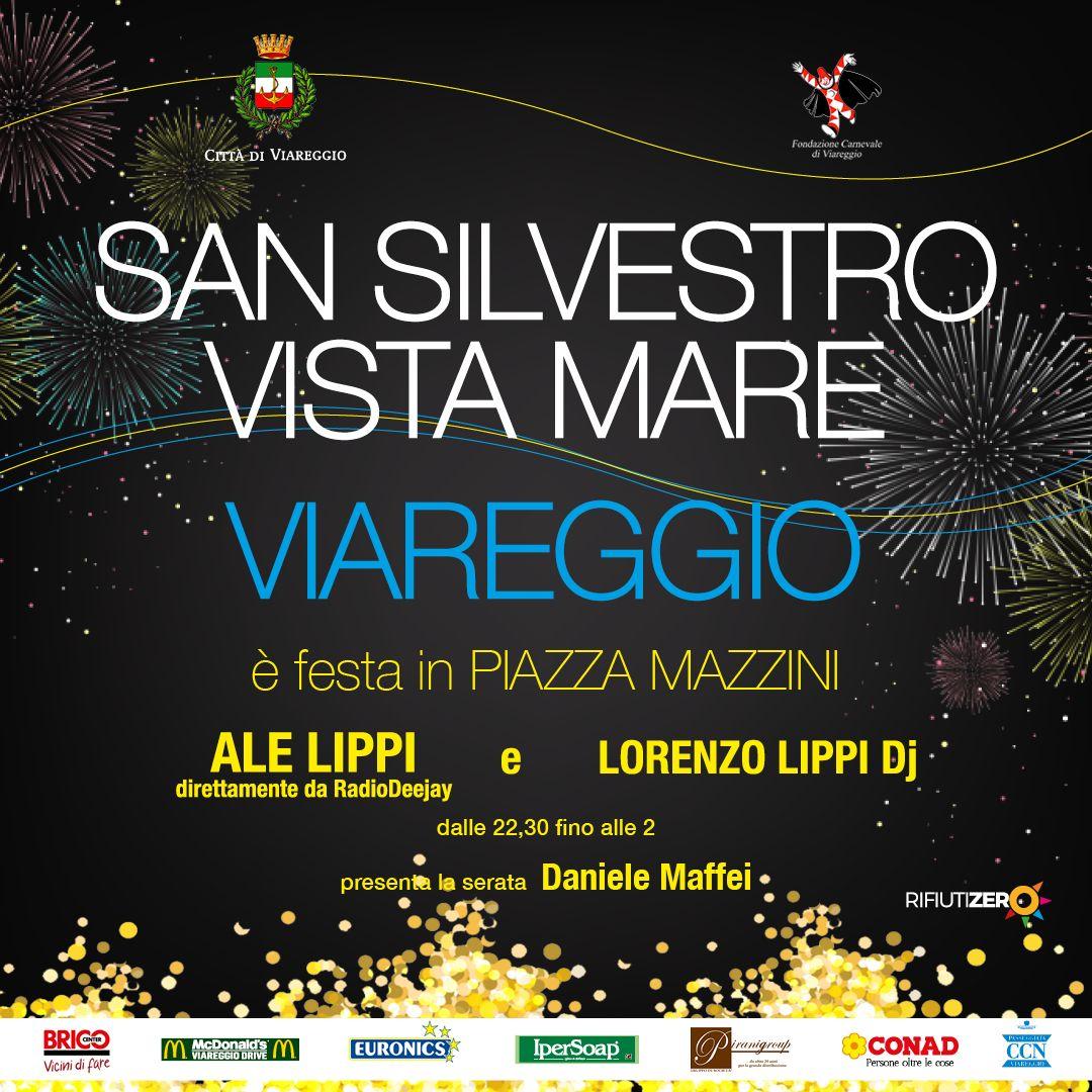 San Silvestro vista mare: dalle 22.30 tutti in piazza Mazzini
