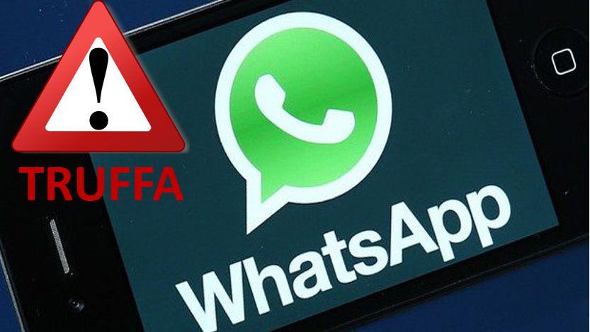 Nuova truffa su WhatsApp, l'allarme della Polizia Postale