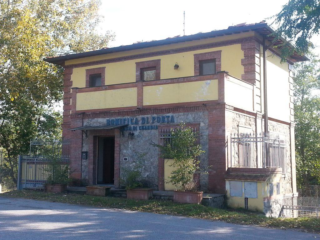 Il Consorzio di Bonifica mette in affitto un appartamento nel comune di Seravezza