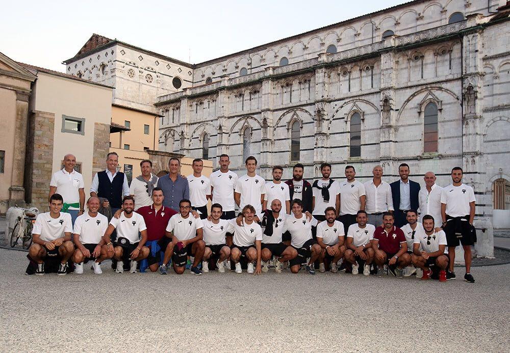 Prima Categoria: Tau Calcio 2 a 2 con il Capezzano Pianore