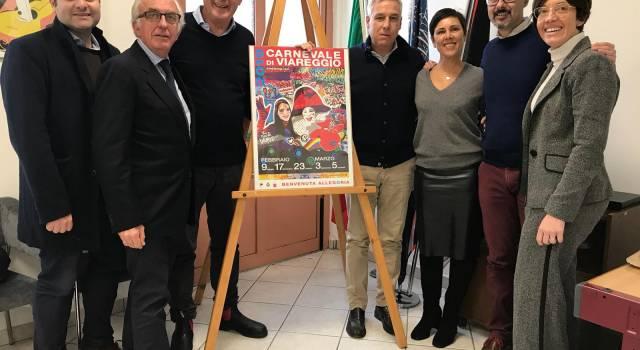 La Giunta di Viareggio si riunisce in Cittadella del Carnevale