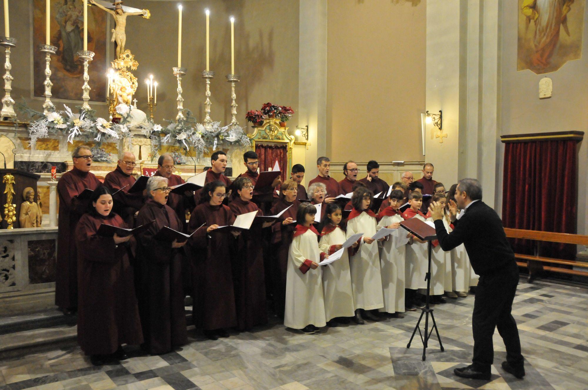 A Corsanico il Concerto di Natale