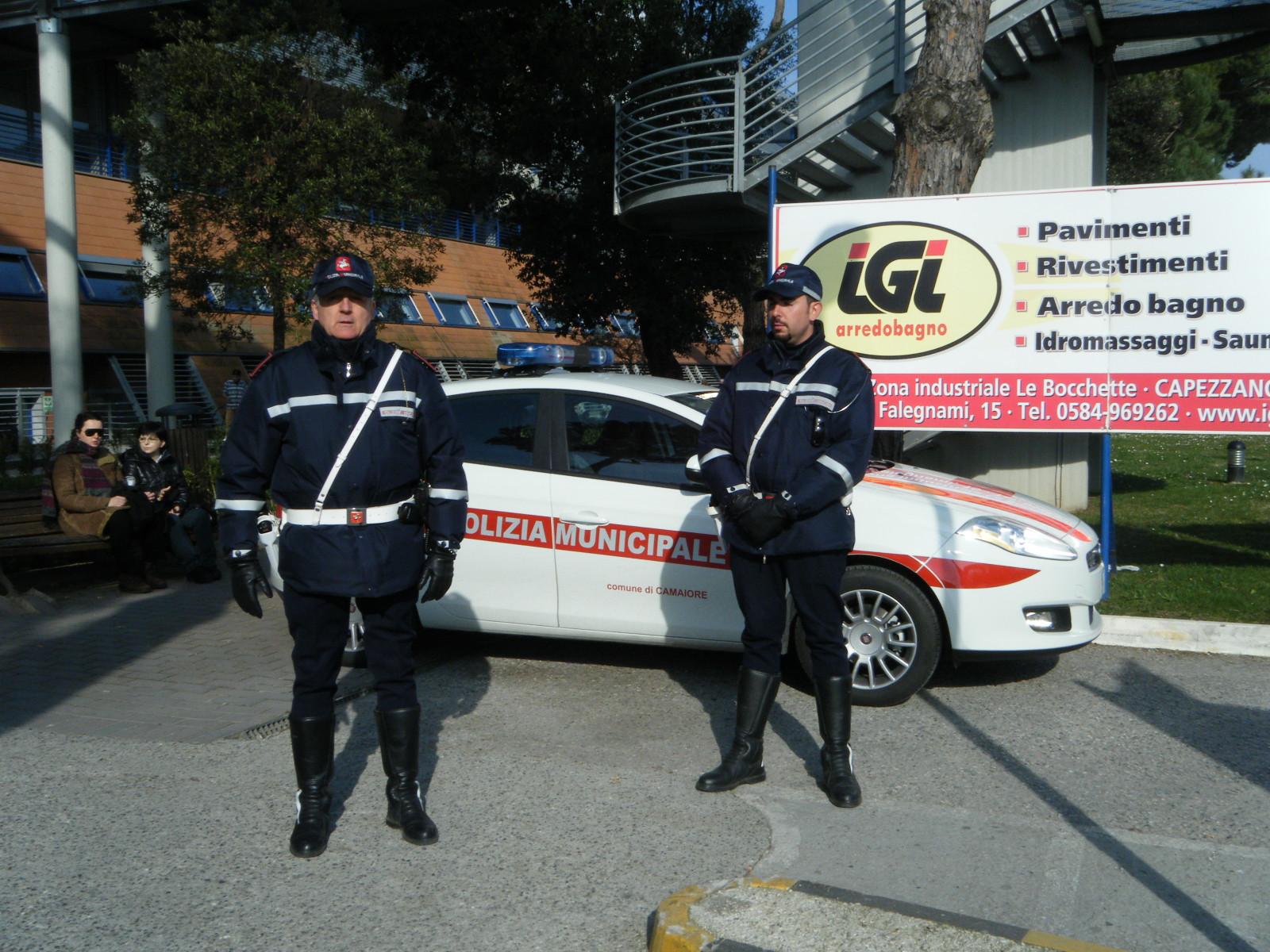 Oltre 44 mila veicoli controllati, il bilancio della Polizia Municipale di Camaiore