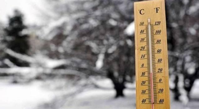 Maltempo, termosifoni accesi nelle scuole fino al 10 maggio
