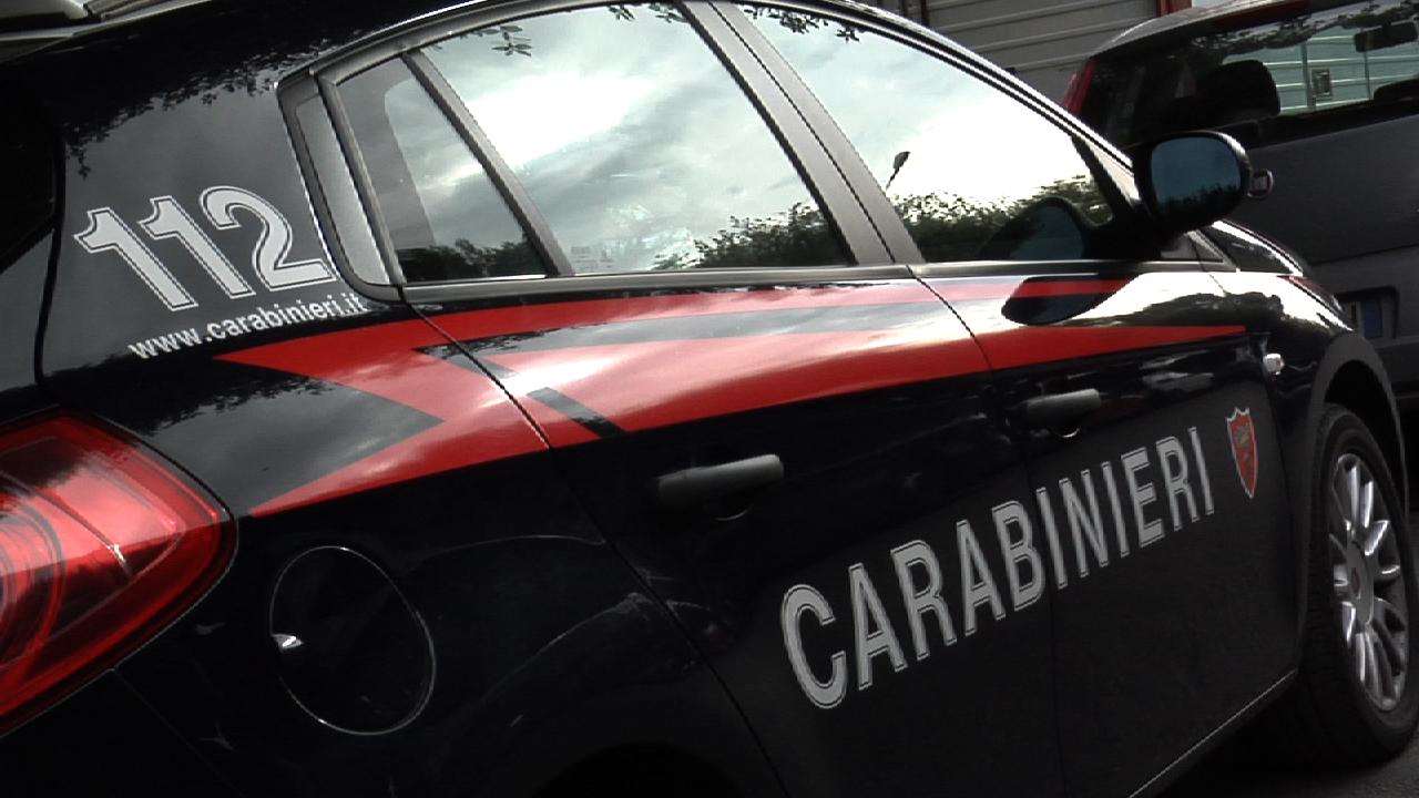 Officina clandestina, i Carabinieri la chiudono