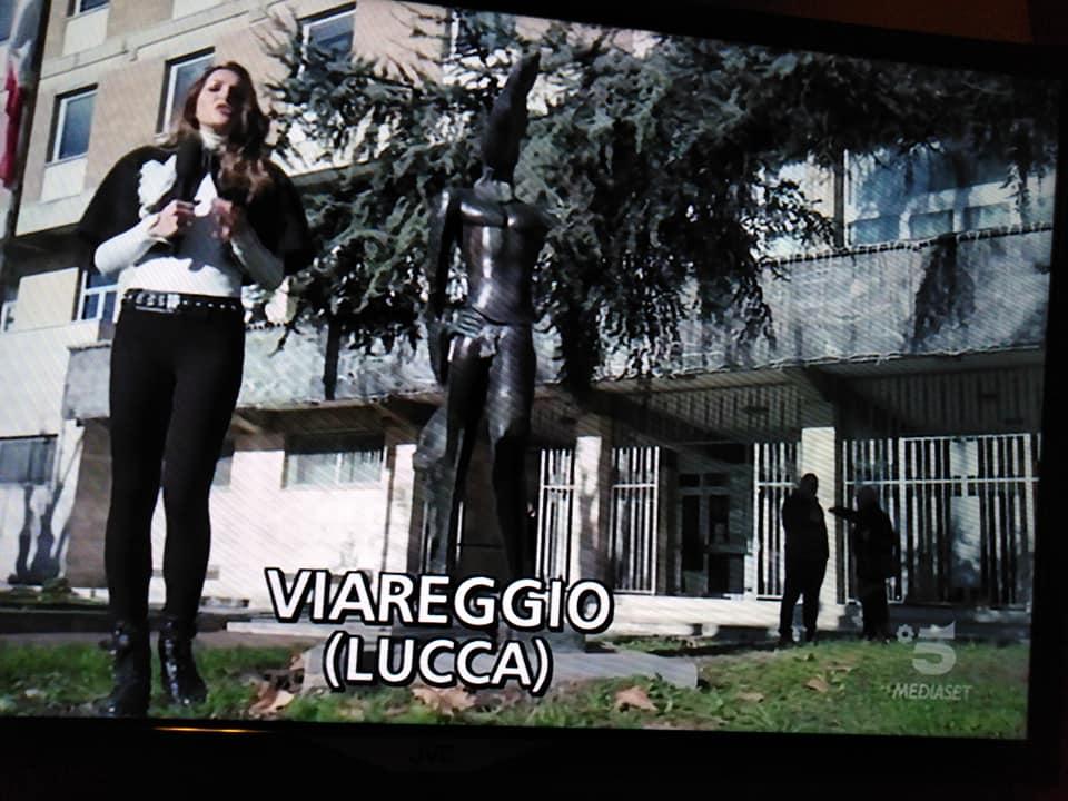 Casa delle Donne, Striscia la Notizia torna a Viareggio