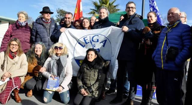 Baldini lascia il Movimento Cittadini e entra nella Lega