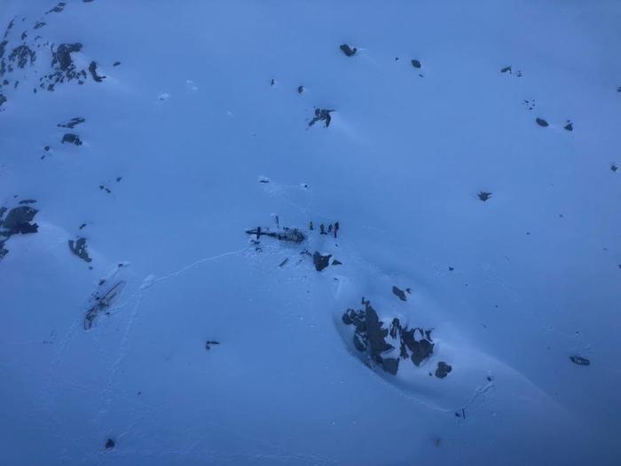 Tragedia aerea in Val D'Aosta, tra le vittime il pilota toscano