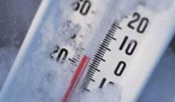 Gelo polare, anche Viareggio si sveglia con – 2