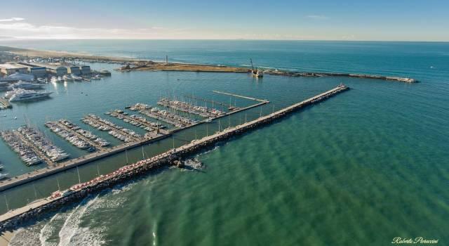 Autorità portuale regionale, 4,6 milioni per Viareggio, Porto Santo Stefano, Marina di Campo e Giglio
