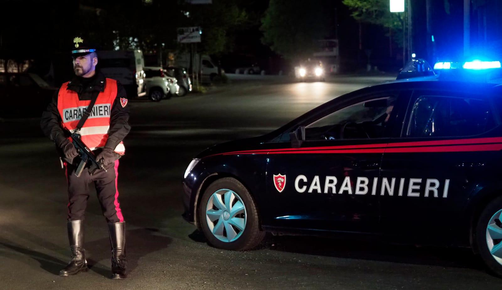 Controlli straordinari dei Carabinieri: 2 arresti e 7 denunce