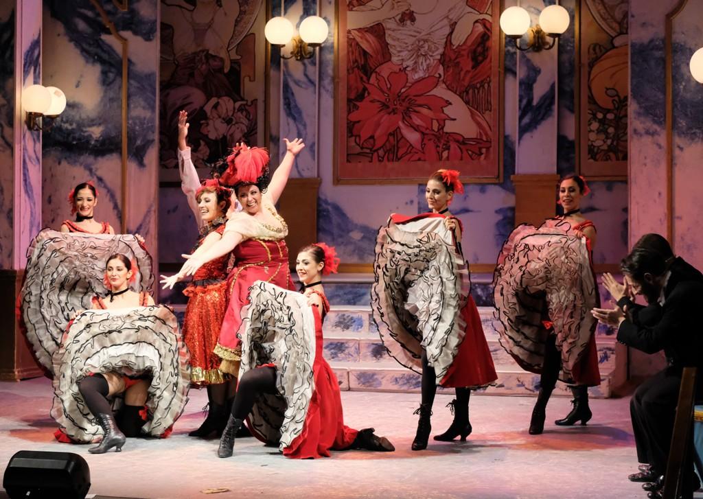La Vedova Allegra al Teatro Comunale di Pietrasanta
