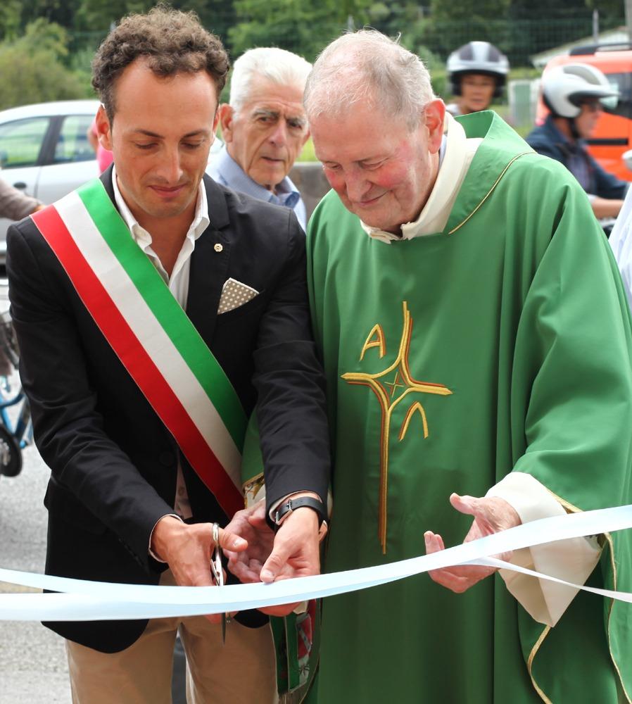 Camaiore dedica una piazza a don Florio Favilla