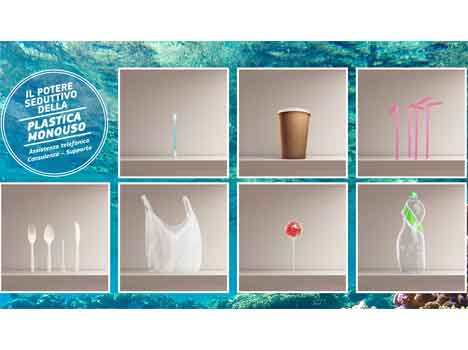 Plastica monouso: nuove norme UE per ridurre i rifiuti marini