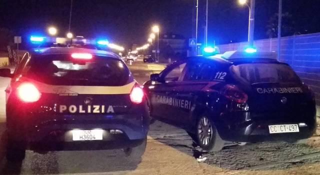 Raffica di furti nella notte, Carabinieri e Polizia arrestano 4 giovanissimi in trasferta da La Spezia