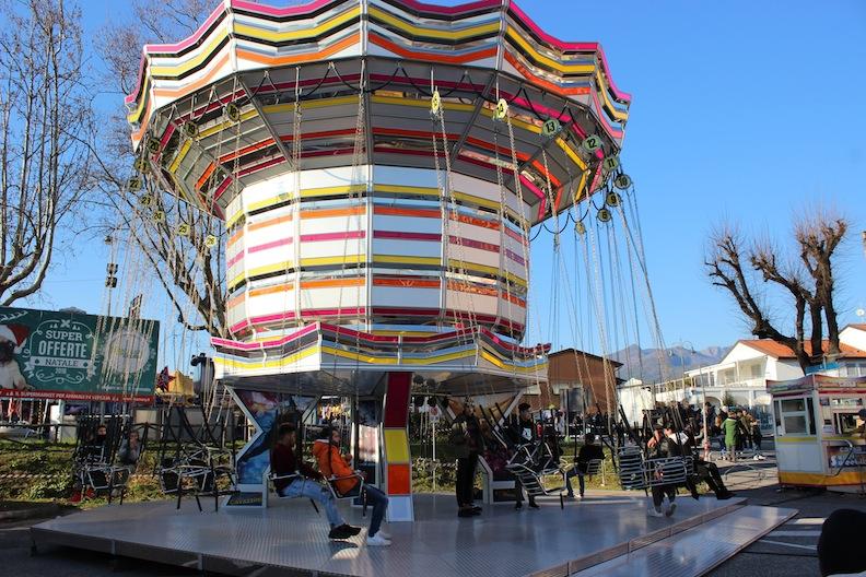 Resterà aperto fino a domenica 17 febbraio il Luna Park in Piazza Tommasi