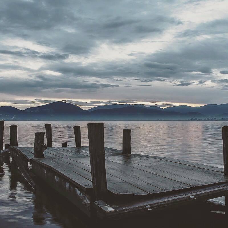 Colori invernali sul Lago