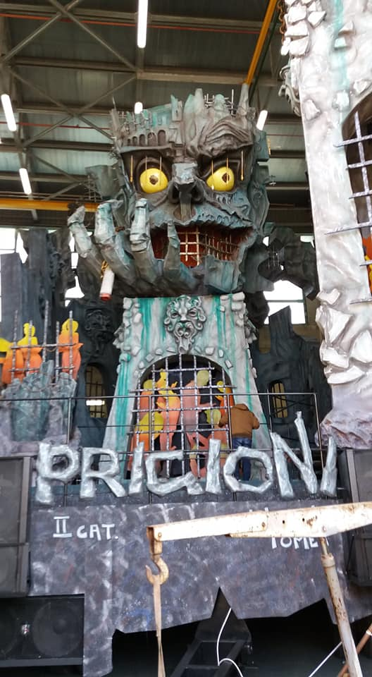Carnevale di Viareggio 2019 al via, si parte: ecco il programma della prima giornata