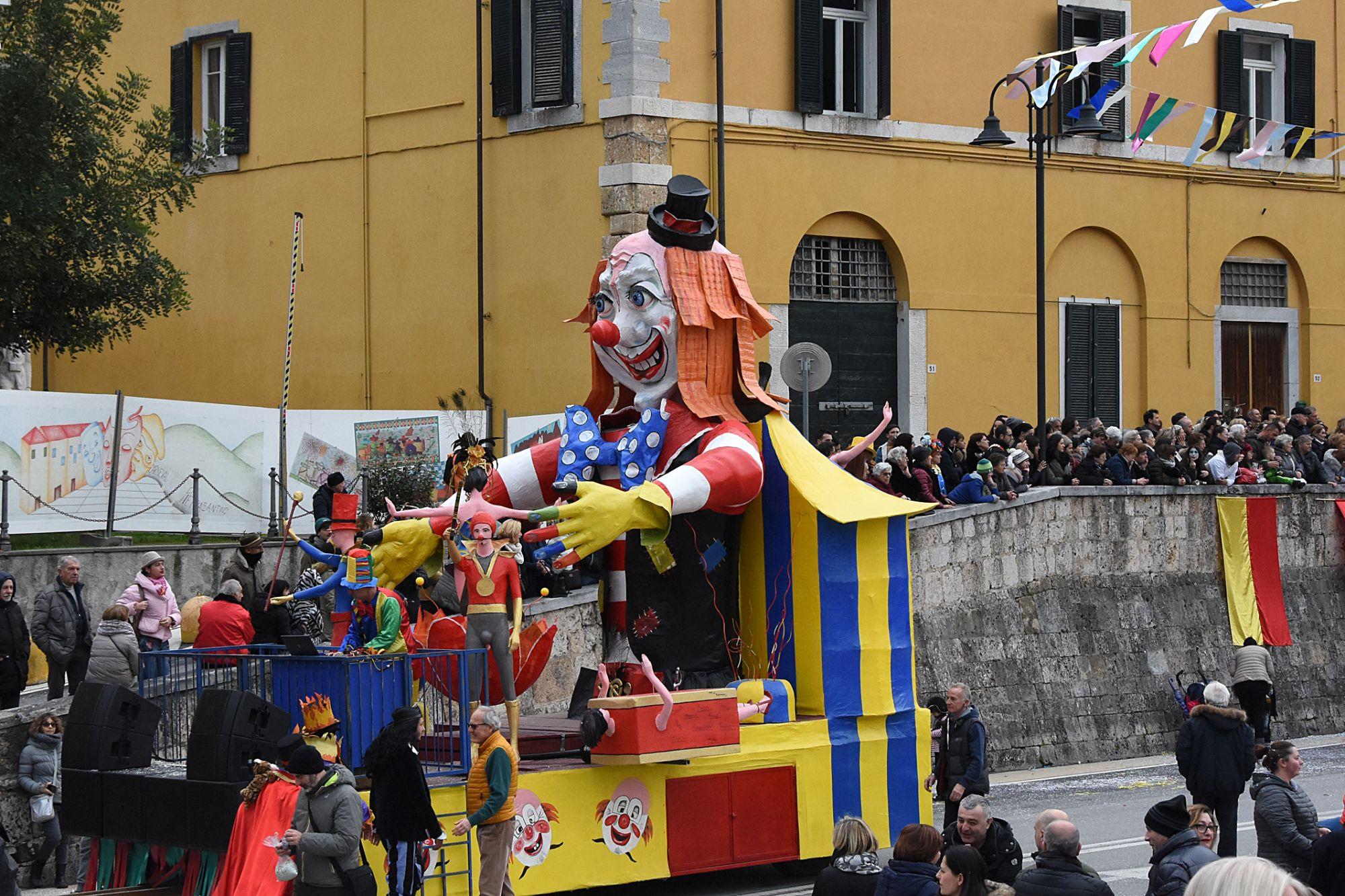 Carnevale Pietrasantino, tutte le modifiche alla viabilità
