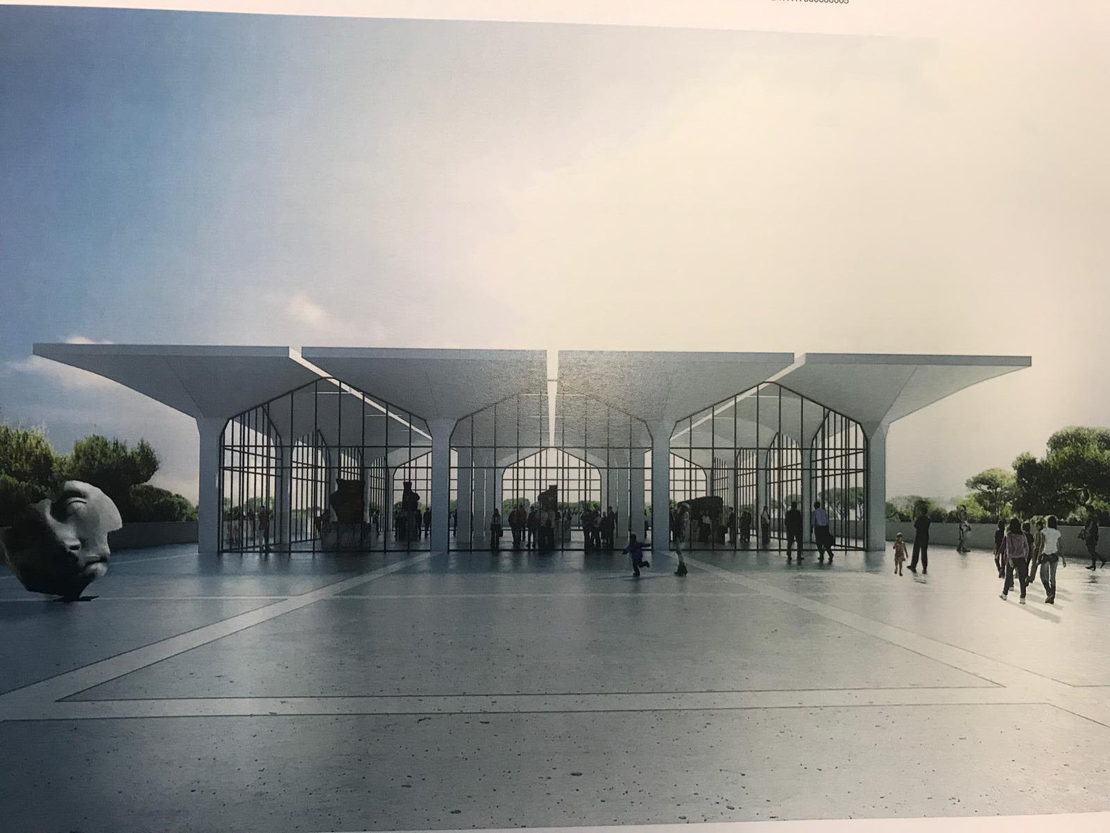 Affidata la progettazione del Museo Mitoraj
