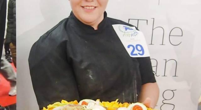 Nicole Batzella campionessa europea della pizza
