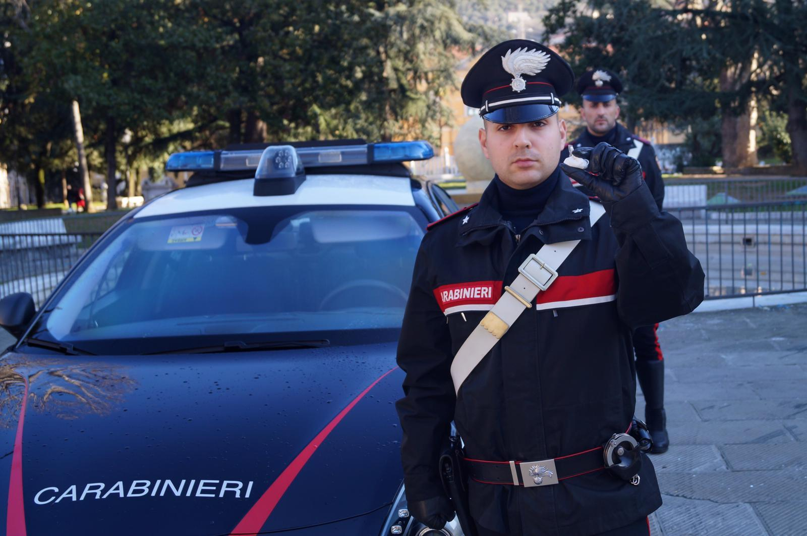 Spaccia cocaina, arrestato richiedente asilo